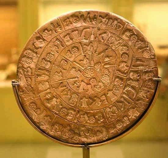 Phaistos Disc Mystery, Story, history in Hindi