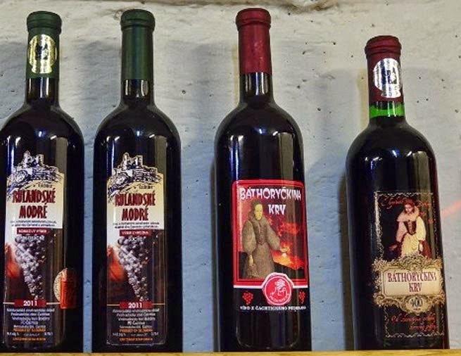 Bathory Wine