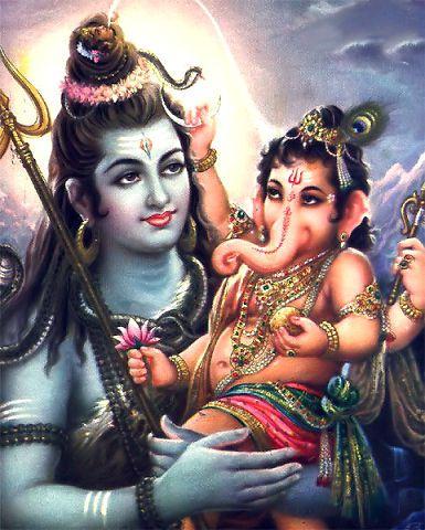 Why Lord Shiva Cut Lord Ganesha's Head : Hindi Story