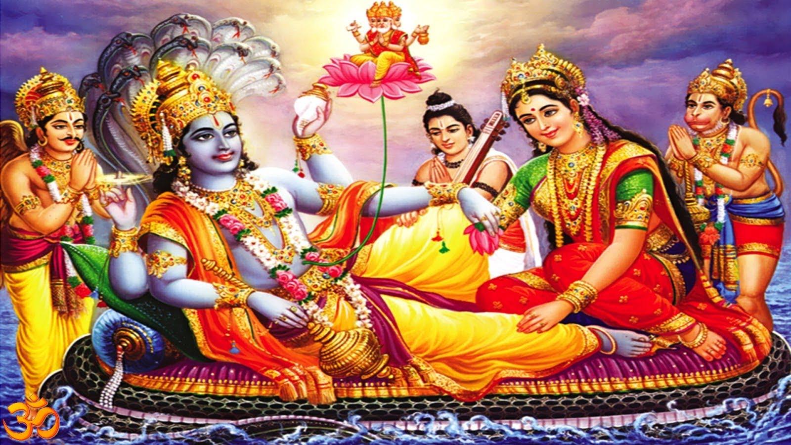 24 Avatars (Incarnations) of Lord Vishnu, Hindi, Story, Kahani, Katha,