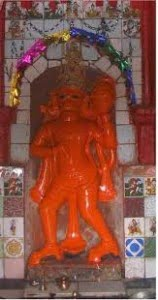 Hindi Story : Why we offer vermilion to Hanuman