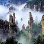 तियाजी माउंटेन – चीन – इसे कहते है 'सन ऑफ़ हेवन'