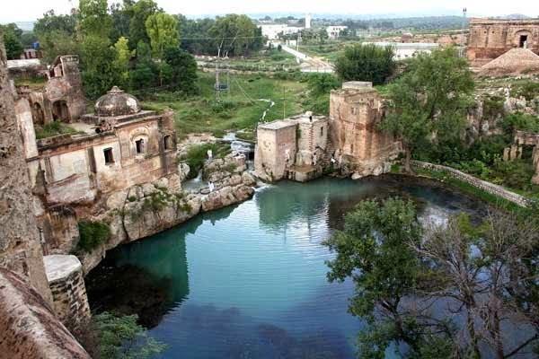 Katas Raj Temple, Chakwal, Story, History & Information in Hindi