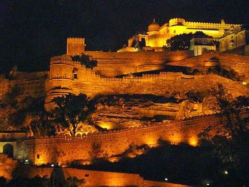 Kumbhalgarh Fort, Rajasthan, History, Story & Information in Hindi