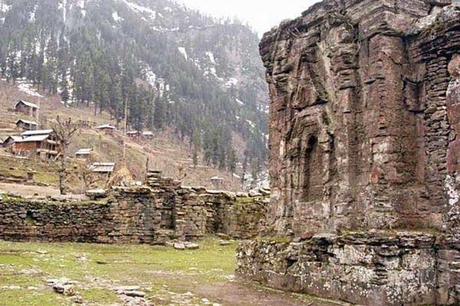 Sharda Devi Temple POK,  Story, History & Information in Hindi