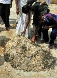 Dung of Lime stone
