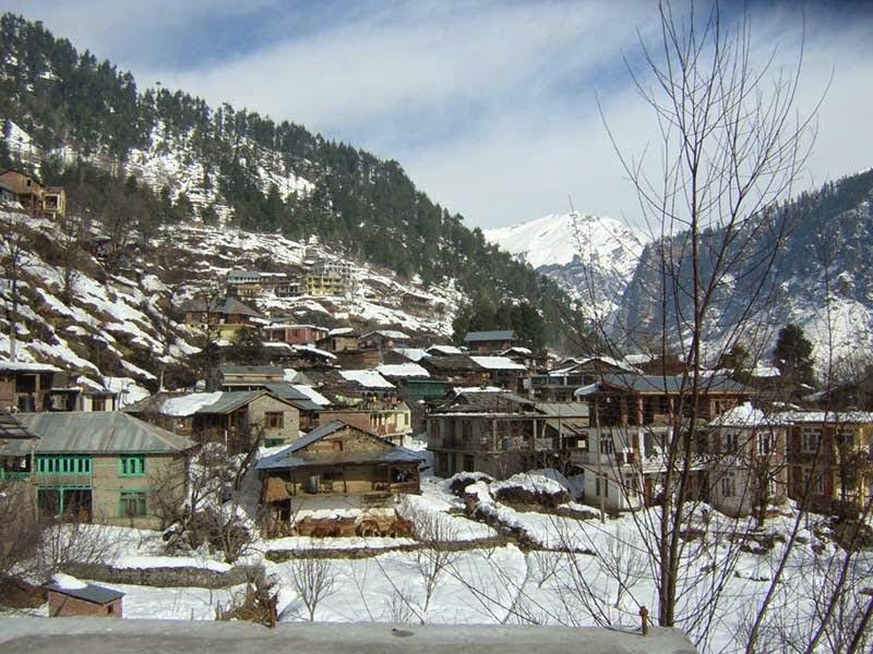 Manali, Himachal Pradesh, Hindi Information,