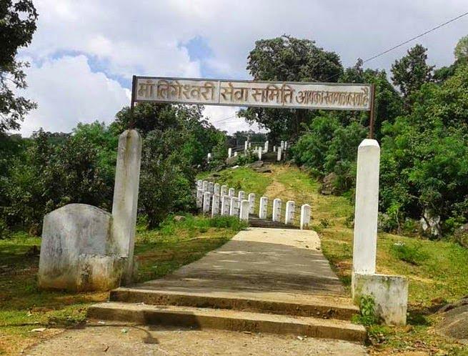 Lingai Mata Temple Alor Chhatisgarh