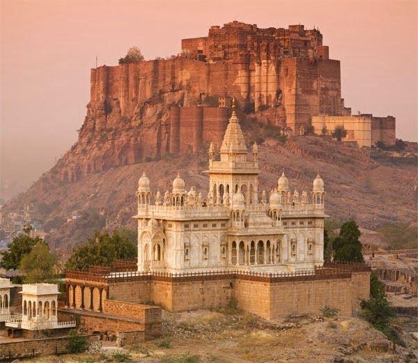 Mehrangarh Fort, Rajashthan, History, Story & Information in Hindi