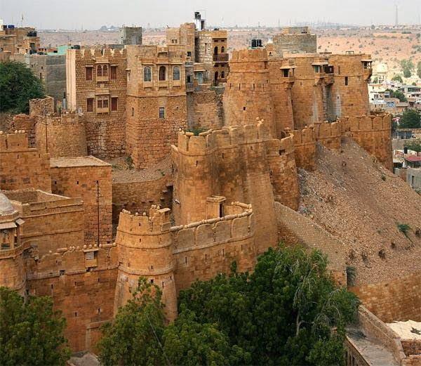 Jaisalmer Fort, Rajasthan, History, Story & Information in Hindi