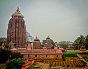 Jagnnath Temple, Puri , Rich Temple