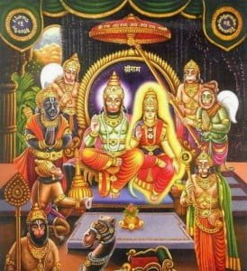 Hanuman Suvarchala Story in Hindi