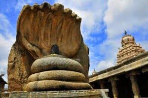Lepakshi Nandi - Largest Statue of Nandi