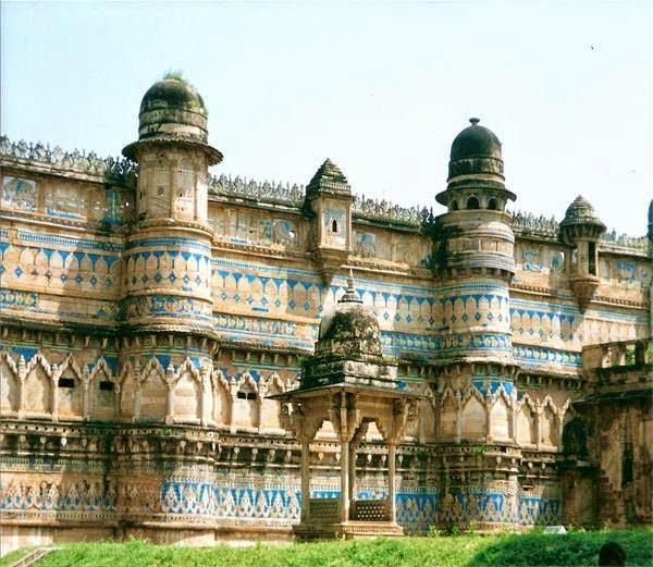Gwalior Fort, Madhya Pradesh, History, Story & Information in Hindi