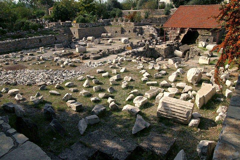 Maussollos at Halicarnassus, History, Story & Information in Hindi