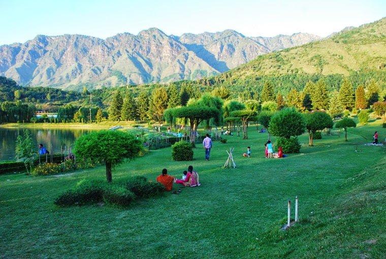 Srinagar, Jammu and Kashmir, Hindi Information,