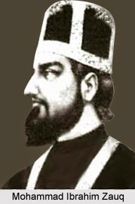 Ibrahim Zauq Shayari