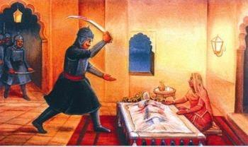 Pannadhay story in Hindi
