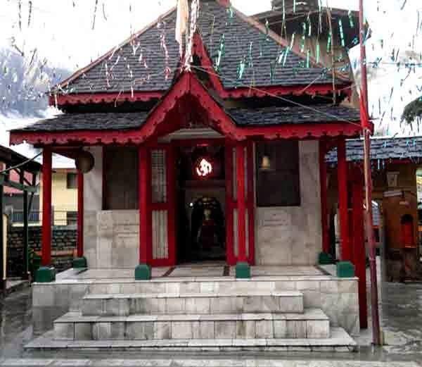 yamraj temple chamba himachal  History