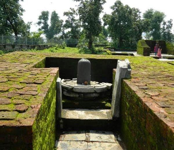 Gandheswar Shivling, Chhattisgarh, Itihas
