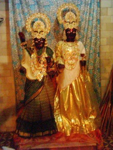 Yamuna Dharamraj temple Mathura story in Hindi