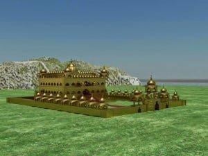 Construction of Golden Lanka