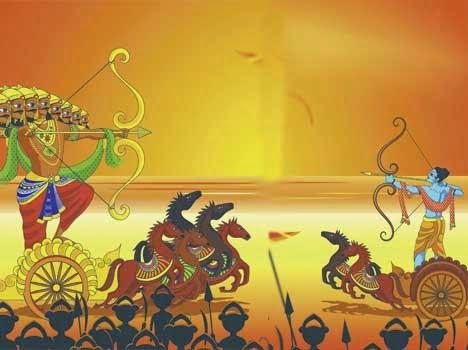 6 Curses behind Raavan's death