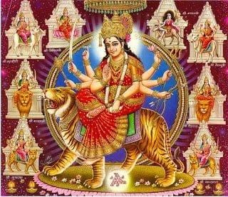 Rashi anusar Maa Durga pujan