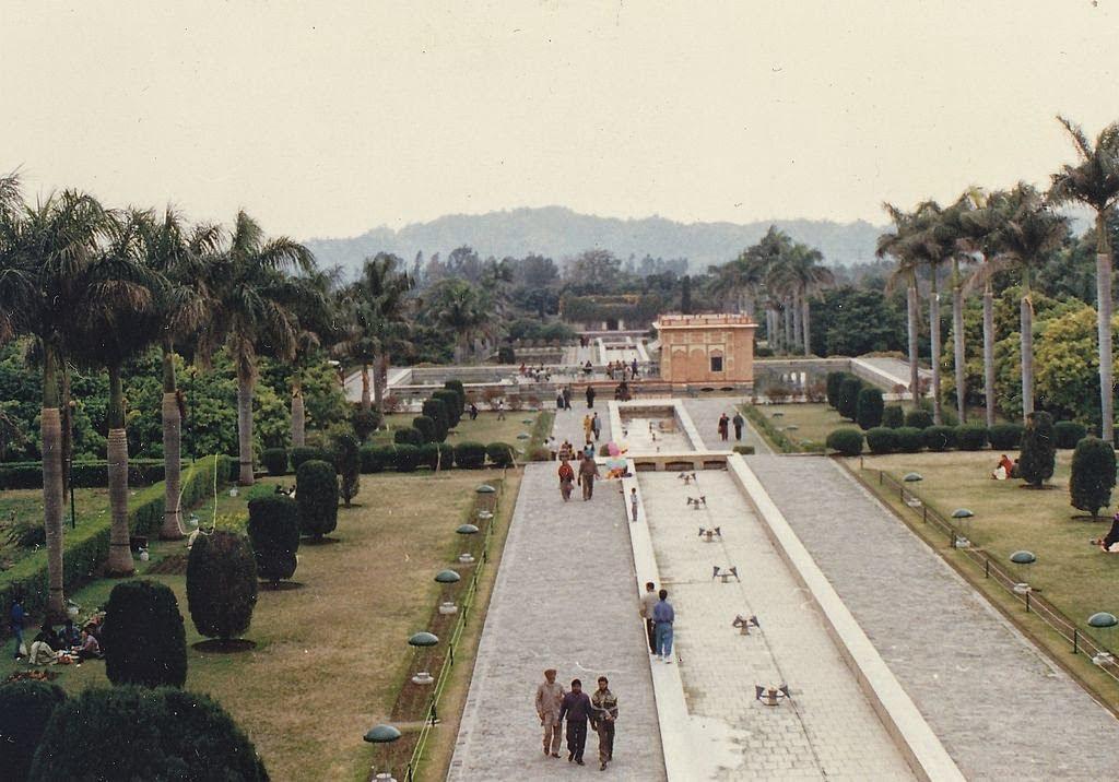 Pinjore Garden, Chandigarh, Information & History in Hindi