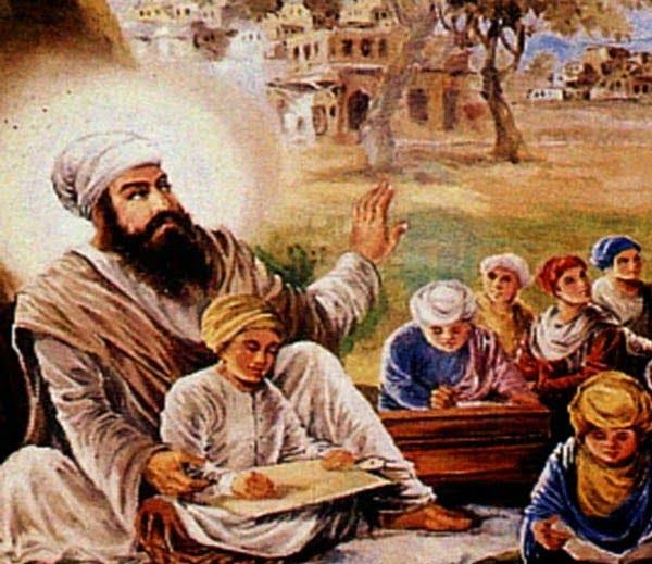 Guru Angad Dev ji, Story & History in Hindi