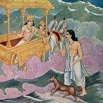 पांडवों के स्वर्गारोहण की कथा