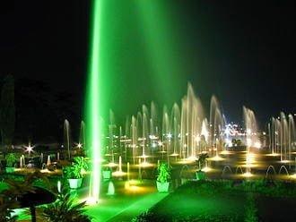 Vrindavan Garden, Mysore, Information & History in Hindi