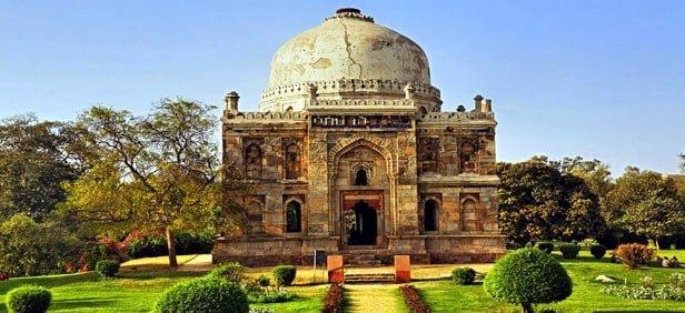 lodi gardens Delhi, Information & History in Hindi