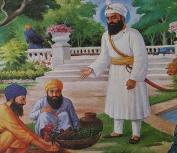 Guru Har rai ji, Story & History in Hindi