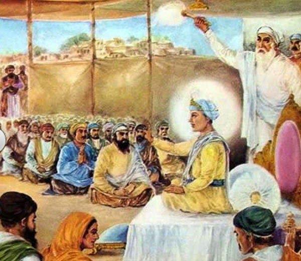 Guru Harkishan Sahib ji, Story & History in Hindi