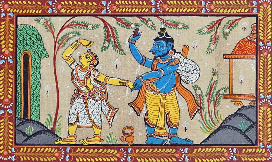 Adbhut Ramayan in Hindi : Kya Sita Ravan Ki putri thi