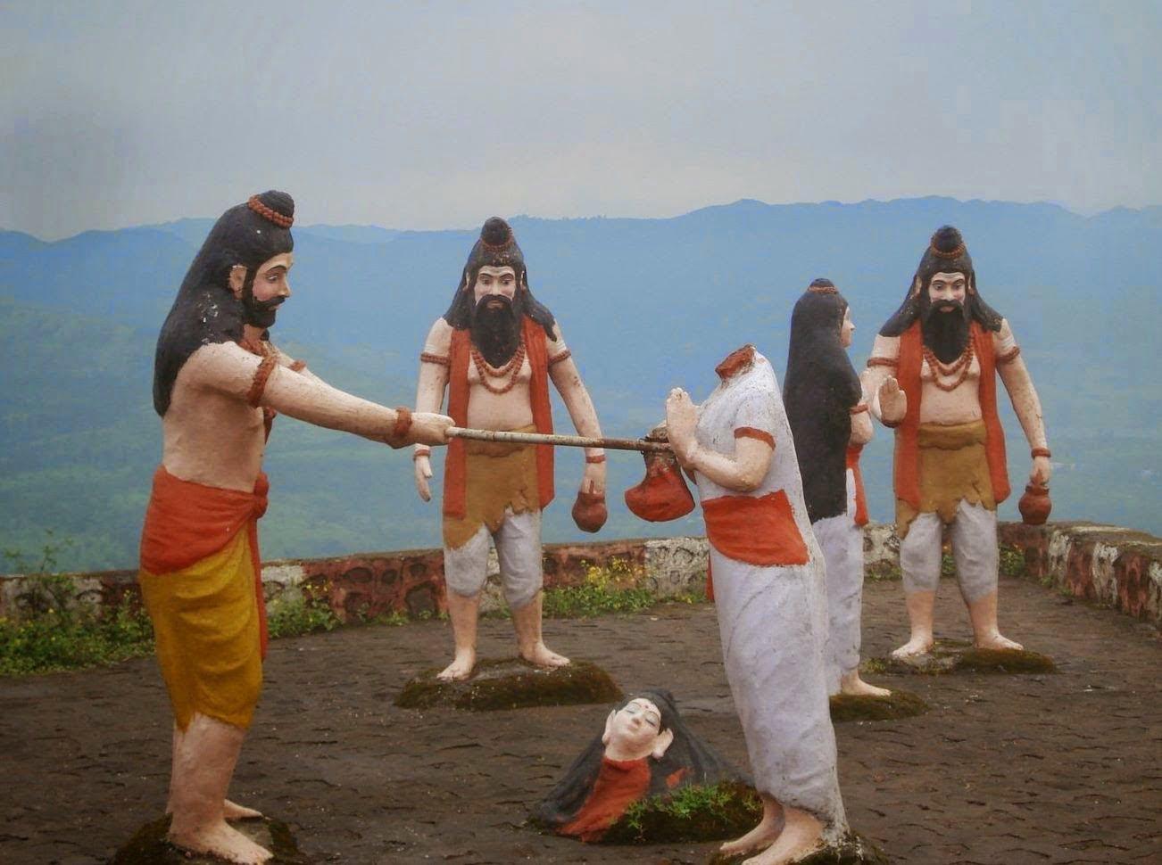 Parshuram Kund Arunachal Pradesh ki kahani