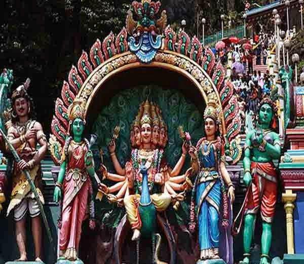 Image result for कार्तिकेय मंदिर, पुष्कर, राजस्थान