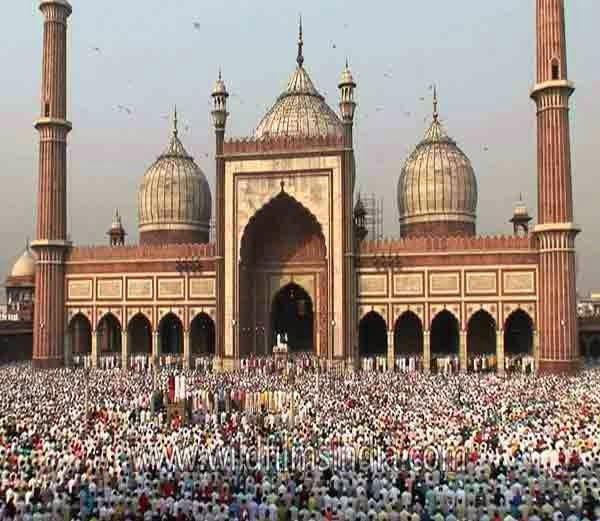 Jama Masjid, Delhi History, Story & Information in Hindi