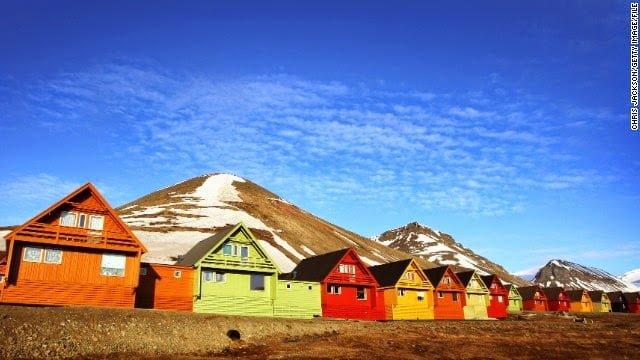 Longyearbyen, Norway History, Story & Information in Hindi