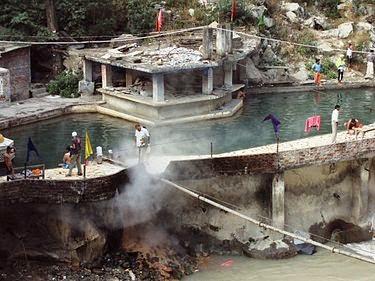 Manikaran Hot Water Spring, HImachal Pradesh, History, Story & Information in Hindi