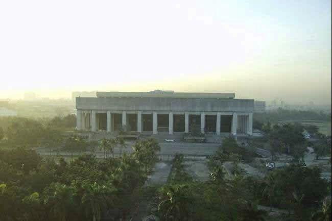 Manila Film Center, Philippines History & Story in Hindi