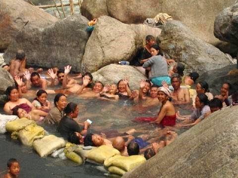 Yumesamdong Hot Water Spring, History, Story & Information in Hindi