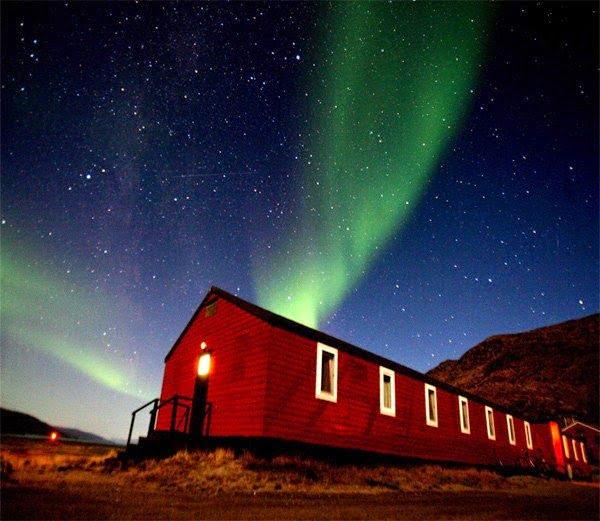 Kangerlussuaq, Greenland Northern lights Story in Hindi