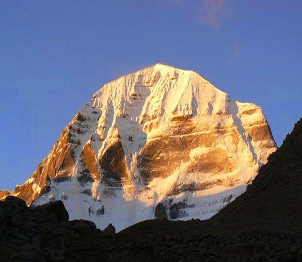 Kailash Parvat Story & History in Hindi