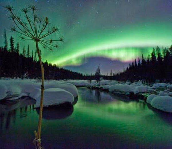 Yukon, Canada Northern lights Story in Hindi