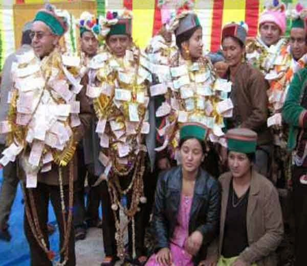 Polyandry Marriage Tradition of Kinnaur, Himachal, India Story in Hindi