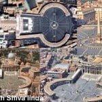 Vatican City Shivling : क्या  'वेटिकन सिटी' मूलतः एक शिव लिंग है?