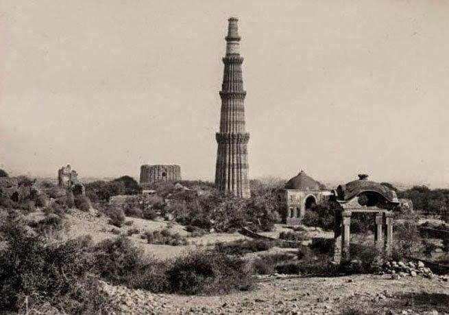 kutub minar in delhi, Story & History in Hindi