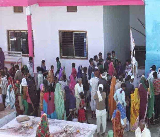 Malajpur Betul - Bhooto ka mela